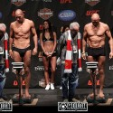 How Much Should an MMA Fighter Weigh?