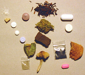 Various prescription and street drugs may caus...