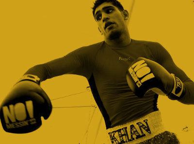 amir khan training conditioning
