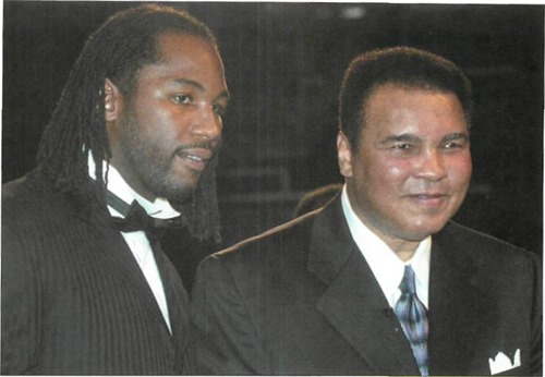 muhammed ali and lennox lewis